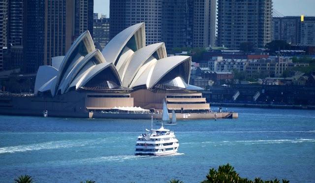 Tempat Wisata di Australia Murah yang Wajib Dikunjungi, Sydney, Melbourne