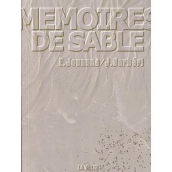 Mémoires de sable de Jacques Barberi & Emmanuel Jouanne