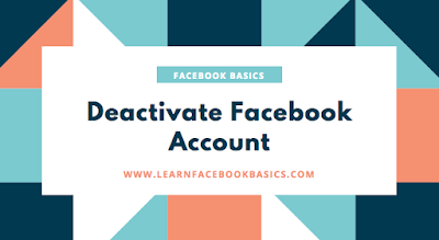 How to Deactivate Facebook Account Temporarily Step by Step Guide