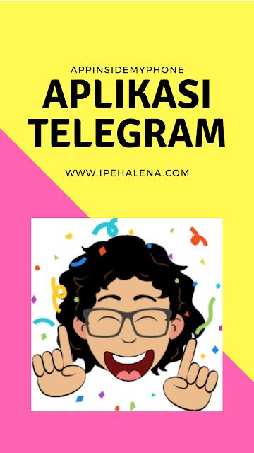 Read More : Aplikasi Telegram