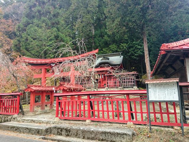 黒戸奈神社