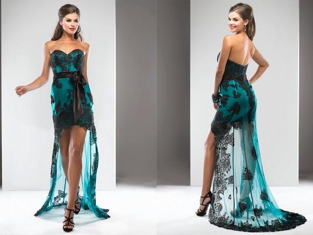 Vestidos de Fiesta Jackie Cottin