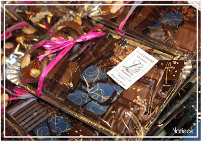 coffret chocolat David Lambert