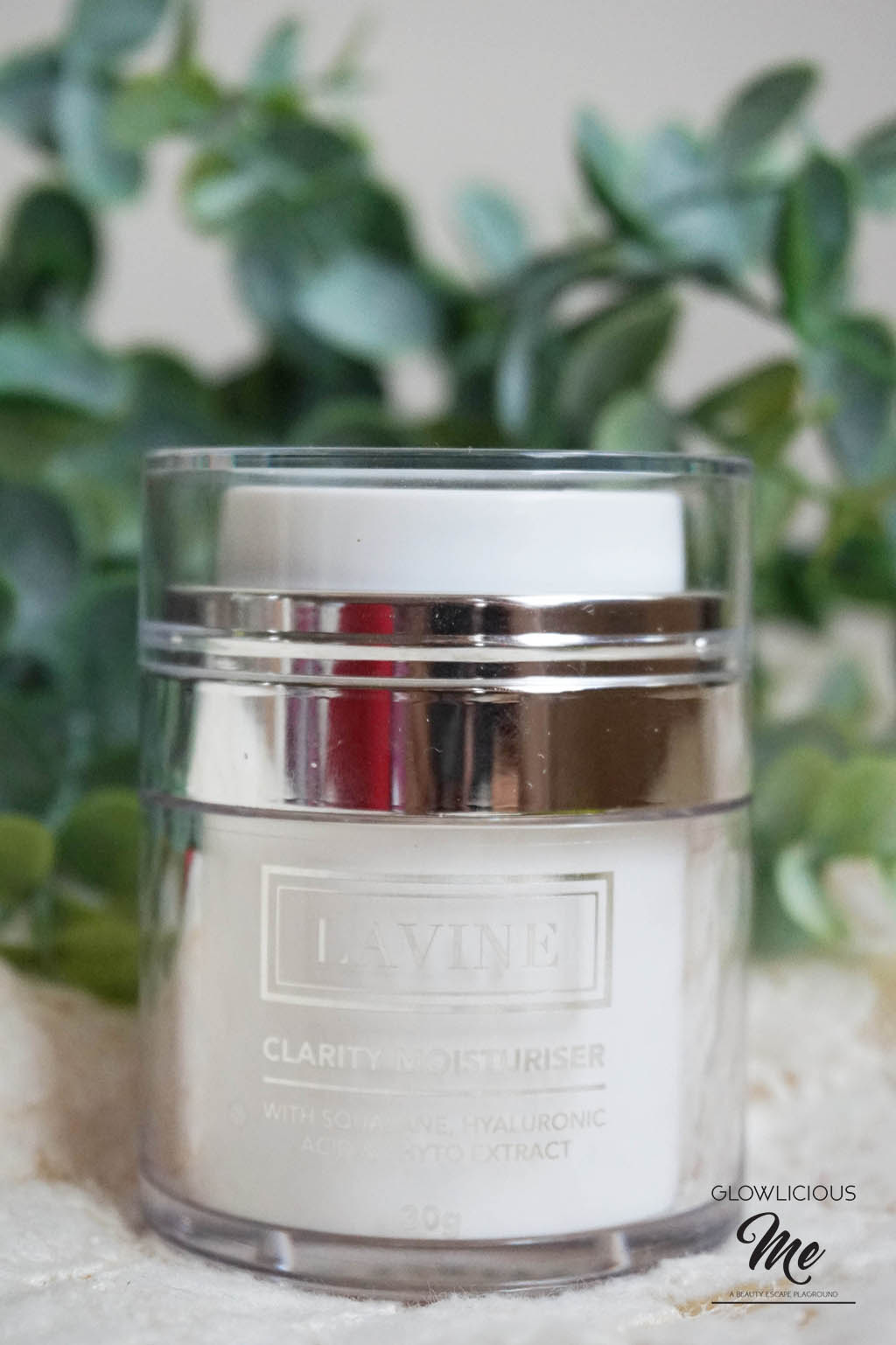 REVIEW LAVINE CLARITY MOISTURISER 30ml