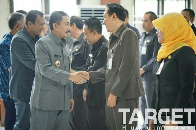 Bupati Haryanto : Puskesmas Sebagai Ujung Tombak Pelayanan Kesehatan di Kab. Pati