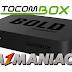 Tocombox Bold HD Android Primeira Atualização - 24/09/2016