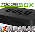 [ATUALIZAÇÃO] TOCOMBOX BOLD HD ANDROID - 05/01/2017