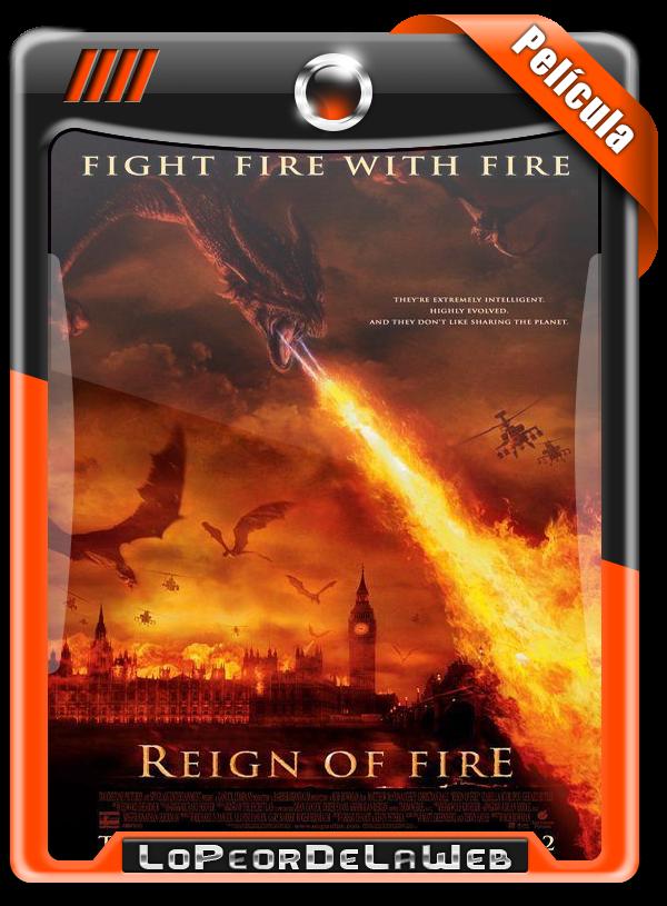 Reign of Fire  (2002) | El Reinado del Fuego 720p H264 Dual