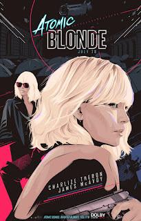 Atomic Blonde Movie Poster 5