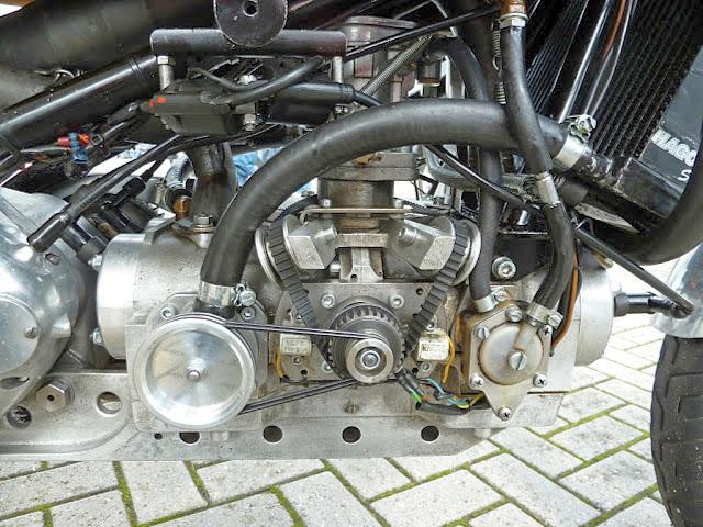 Bridgestone 350 GTR Exhaust Sound