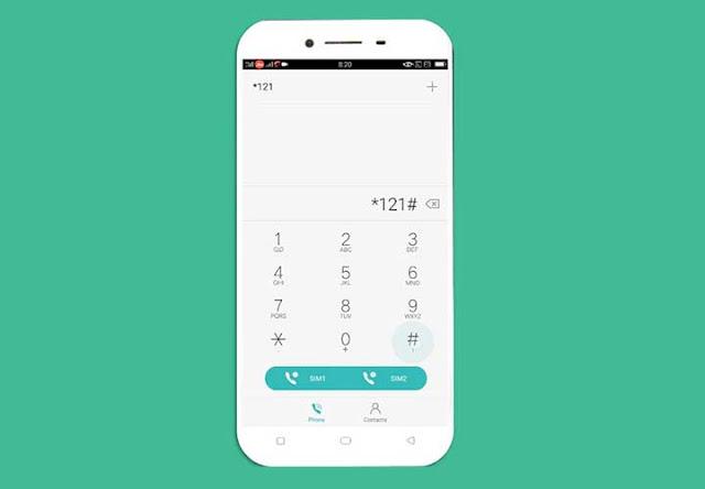 Kumpulan Kode Rahasia Smartphone Oppo Beserta Fungsinya Lengkap
