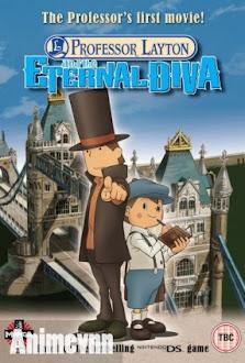 Professor Layton and the Eternal Diva - Professor Layton and the Eternal Diva / 2013 Poster