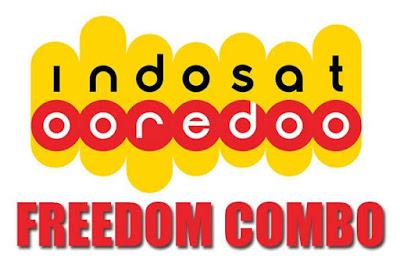 Paket Freedom Combo Indosat Termurah ANB Pulsa