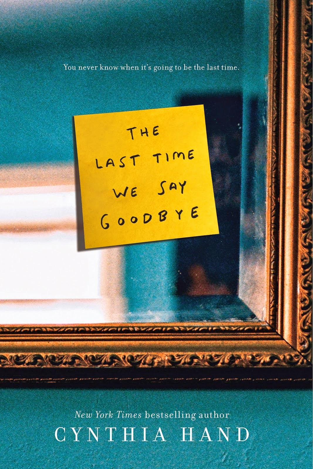 Say Goodbye To Ads Youtube Red Is Live: LibrisNotes: The Last Time We Say Goodbye By Cynthia Hand