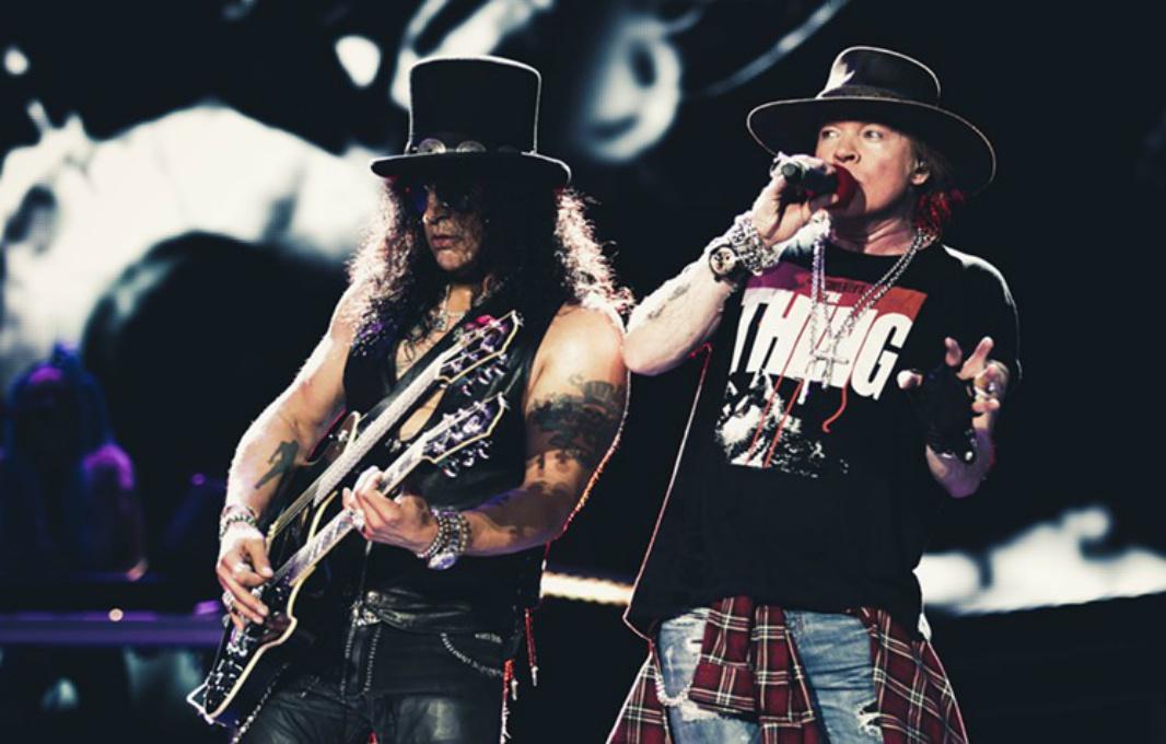 Guns N' Roses 2017