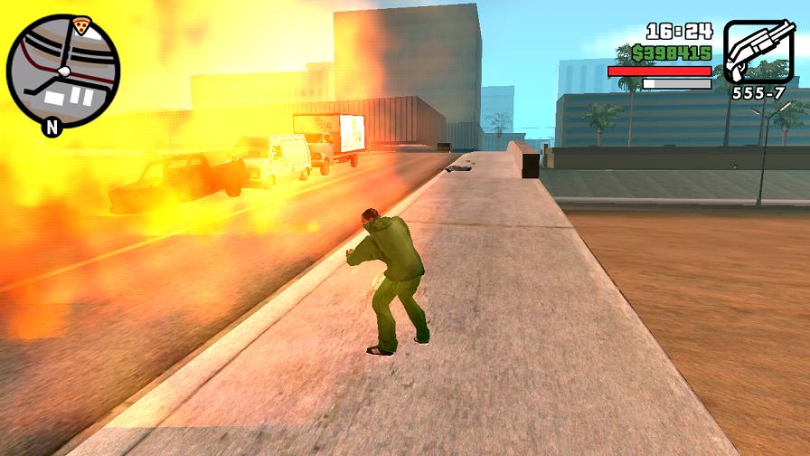 Download KATON FOR GTA SA ANDROID CLEO MOD