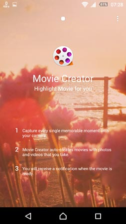 Movie Creator 3.1.A.1.0