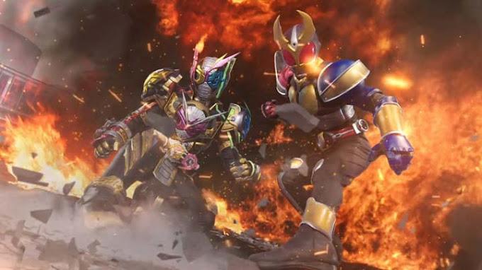 Kamen Rider Zi-O Episode 32 Subtitle Indonesia