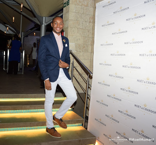 THE LIFESTYLE SPREAD: MOËT & CHANDON LUXURY DINNER