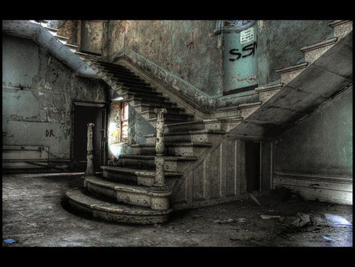 Города-призраки или посторонним вход воспрещен 38