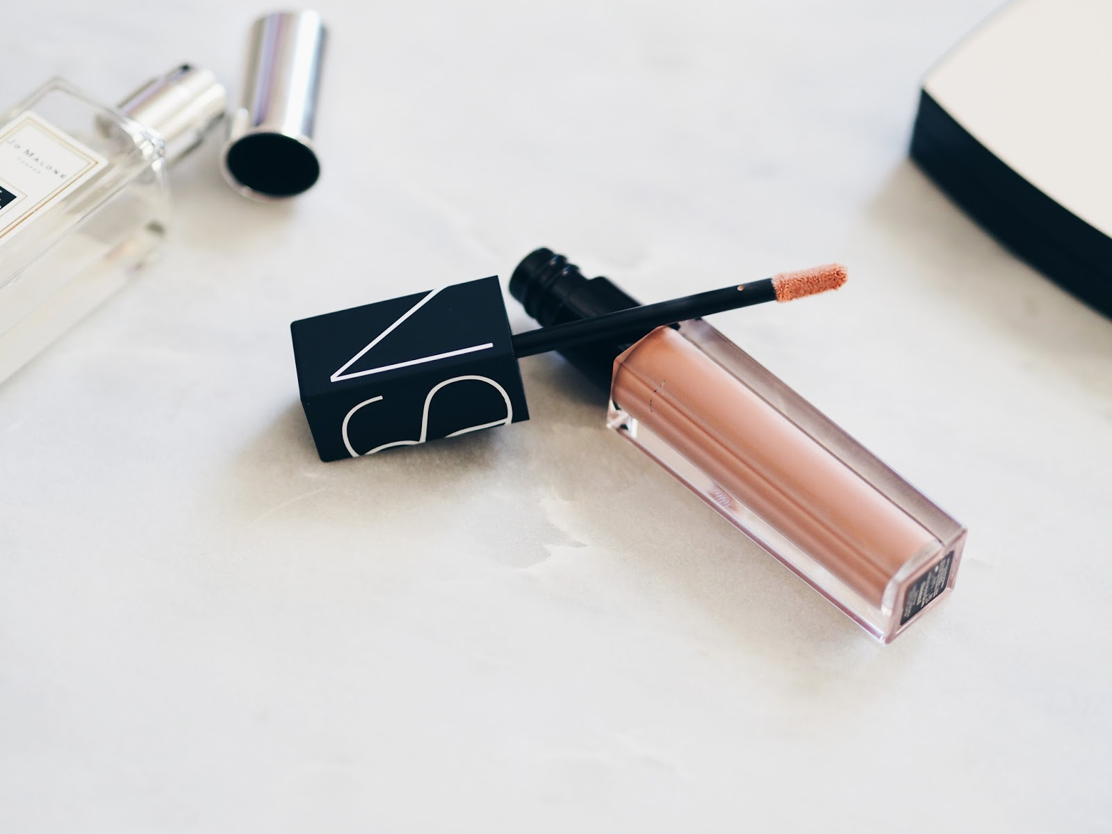 NARS Velvet Lip Glide Stripped Nude Lip