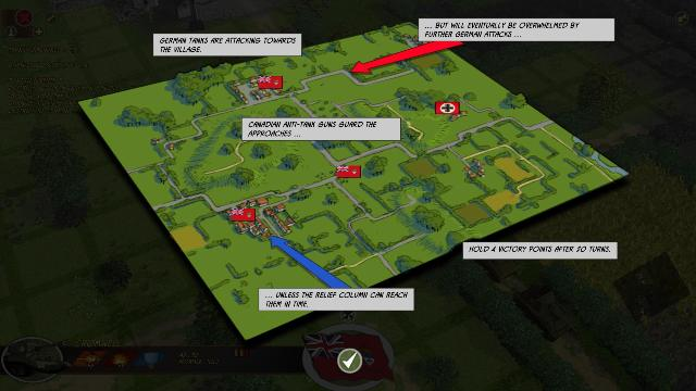 Battle Academy PC Games Gameplay