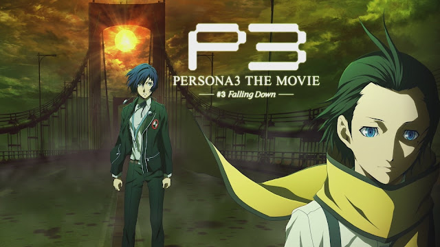 Persona 3 the Movie 3: Falling Down (01/01) (1.7Gb) (HDL) (Sub Español) (Mega)