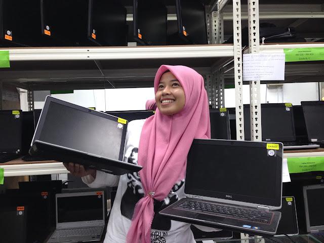 TyFonTech: kedai best nak cari laptop murah terpakai