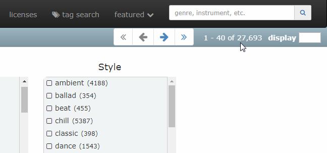 dig.ccMixter 數萬首免費授權音樂下載。讓影片配樂合法又獨特