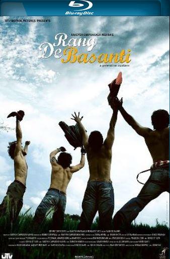Rang De Basanti (2006) Hindi 720p BluRay 700MB