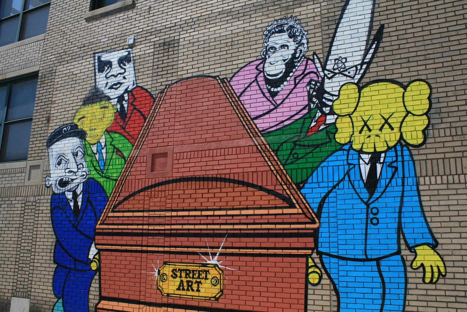 *街頭藝術家Sever告訴我們:Death of Streetwear and Street Art 3