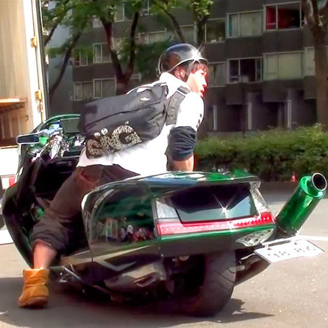 Tokyo Scooter