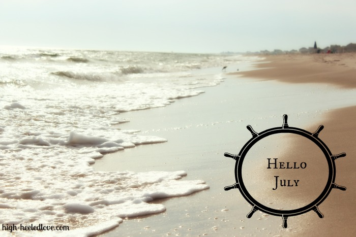 Hello July at [Independence Day Menu Ideas at High-Heeled Love]