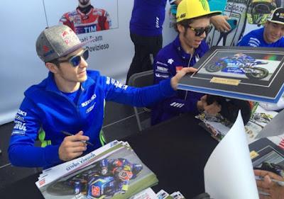 Ini Cara Rossi Pancing Lorenzo Umumkan Kontraknya Bersama Ducati