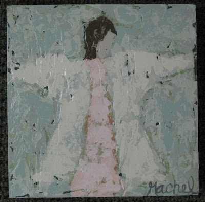 Rachel Rieves | Angels of Mercy | 10x10 | $75