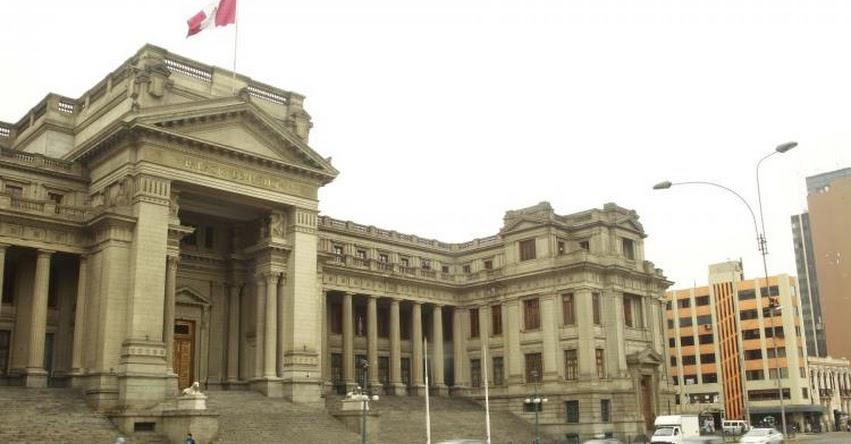 Poder Judicial implementa plataforma virtual para audiencias durante emergencia