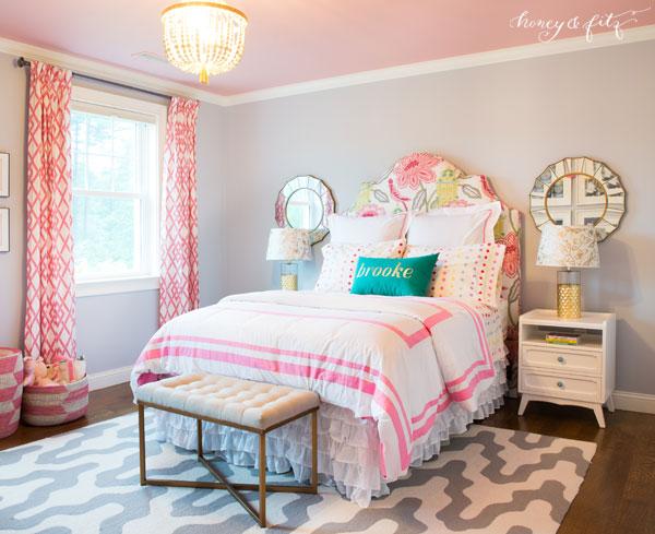 Роскошная комната для подрастающей принцессы!
