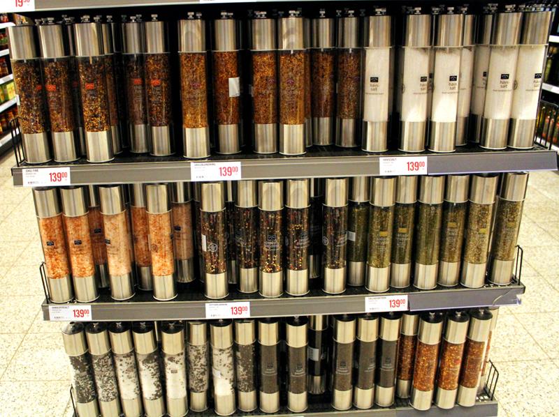 Stromstad Mat Svenskehandel Veganmat Grensehandel Veganmisjonen Vegansk Favoritt Krydder Saladskrydda