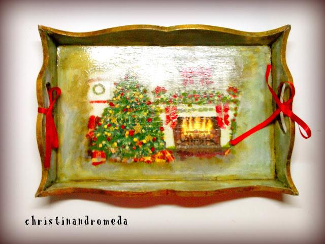 9bb941d6473 Πήρα μεγάλη χαρά που το μυστικό μου ταίρι για αυτά τα Χριστούγεννα είναι  μία κοπέλα που δεν την γνώριζα μέχρι πρότινος και που της χρωστάω διπλά  ευχαριστώ ...