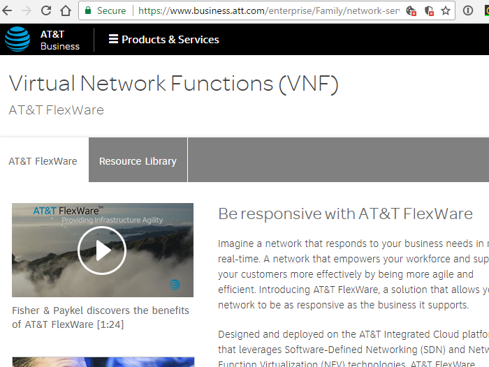 Converge! Network Digest: #NFV
