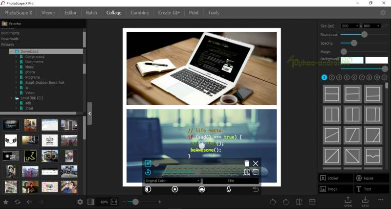 PhotoScape X Pro 2.4.1 2019 Full Free Download