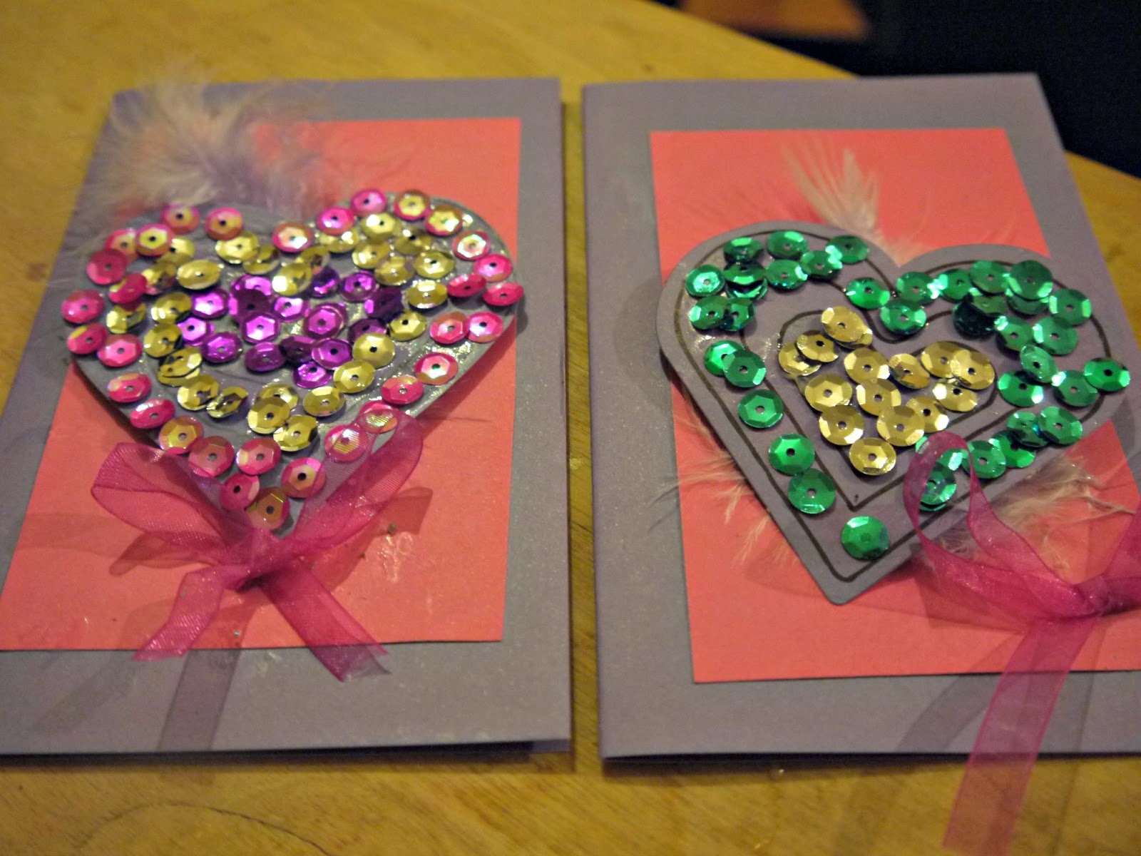 homemade cards, card making
