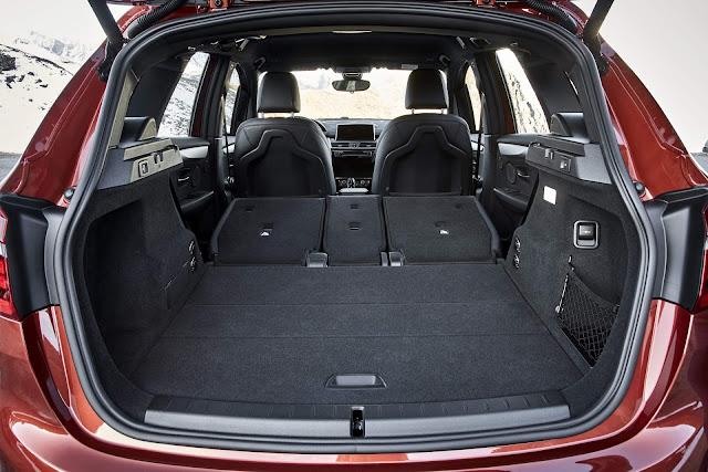 BMW Série 2 Active Tourer 2018
