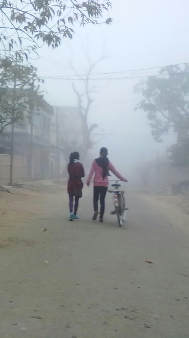 Cold wave continues to sweep Barak Valley