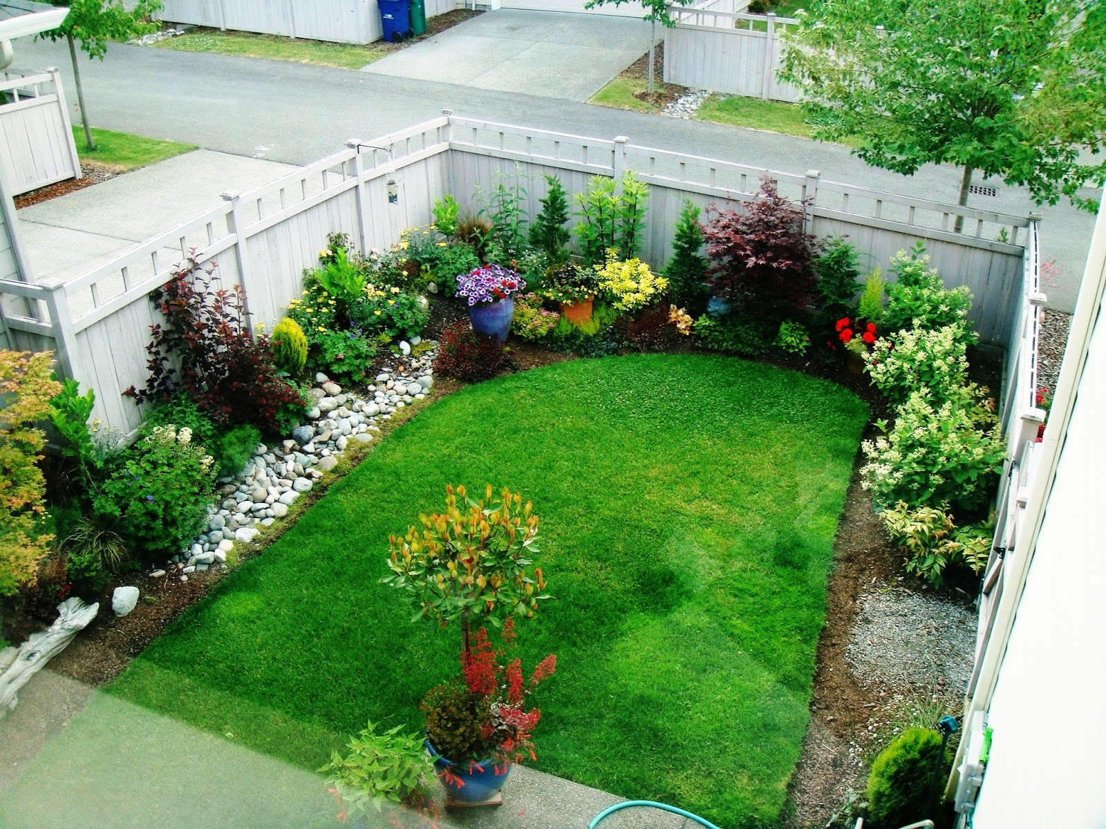 Idee Deco Petit Jardin idées pour petit jardin