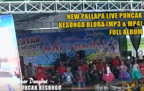 New Pallapa Live Kesongo Blora Full Album mp3 dan video mp4