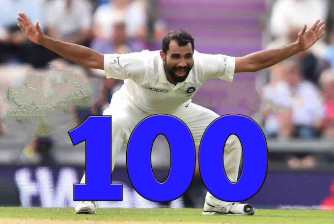 Mohammed Shami completes century of wickets, Joins this special club of Kapil-Zaheer