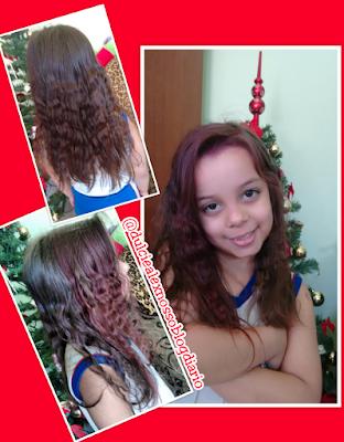 Como frisar os cabelos e pintá-los com papel crepom. Nosso Blog Diário http://dulcineiadesa.blogspot.com.br/2016/11/como-frizar-os-cabelos-e-ainda-pinta.html