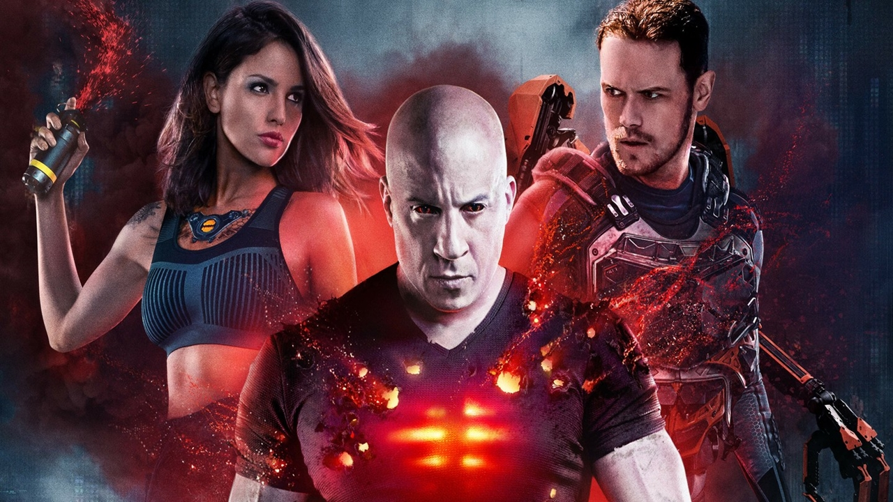 'Bloodshot', com Vin Diesel, estreia neste sábado na HBO e na HBO GO