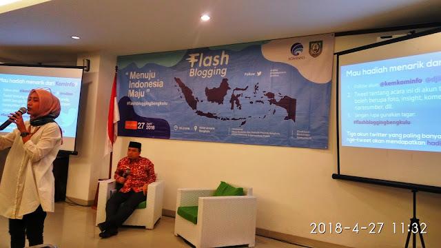 ERA TRANSPARANSI DEMI KEMAJUAN INDONESIA